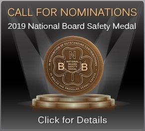 The National Board of Boiler and Pressure Vessel Inspectors