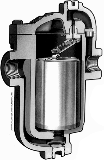 Armstrong Thermostatic Air Vent Nib Armstrong Ttf 1r 3 4